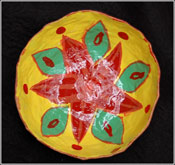 Bowls - medium by Art Creation Foundation For Children