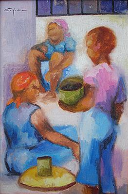 Women by Dieudonne Cedor