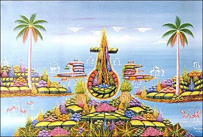 Haiti Cherie by Henri Yves Meus