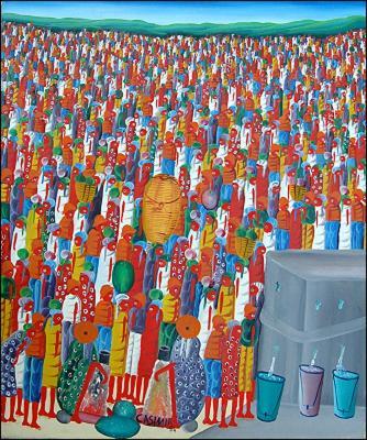 Village 2 by Laurent Casimir
