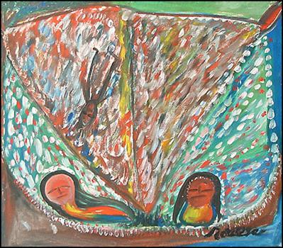 Loas by Robert St. Brice