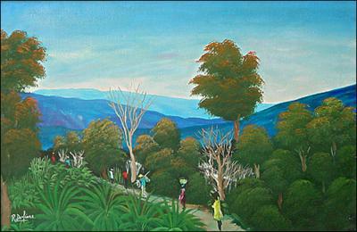 Down the Path by R. DOrleans