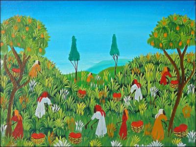 Harvest by J. Sanon
