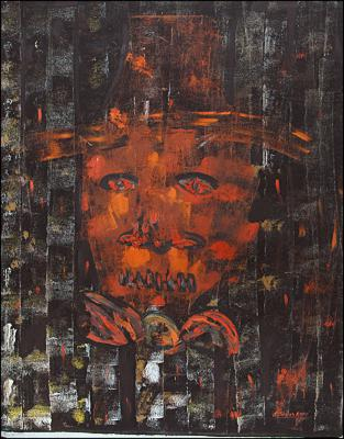 Le Masque by Jean Idelus Edme