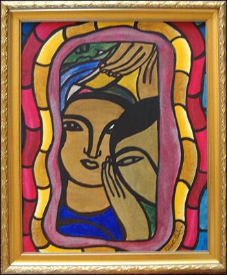 Le Reflet d�elle by Lesly Cetout