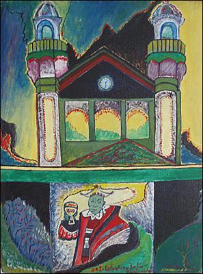 The Clock by Lafortune Felix