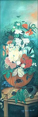 Le Pot a Fleur by Hugh Michel Berrouet