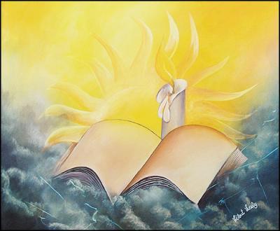 Les Feux Celestes (Celestial Fires) by Lesly Cetout