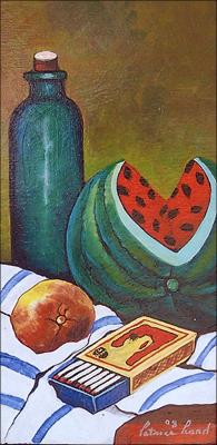 Watermelon by Patrice Piard