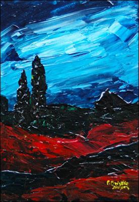 Soeurs au Reveil by Patricia Brintle