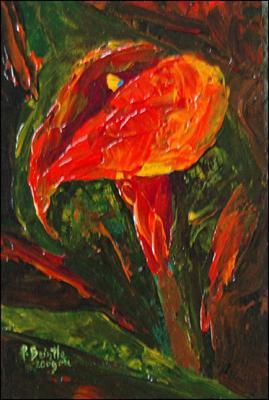 Epanouissement en Premier by Patricia Brintle