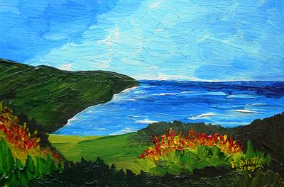 La Pointe by Patricia Brintle