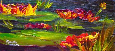 Lotus Harmony by Patricia Brintle