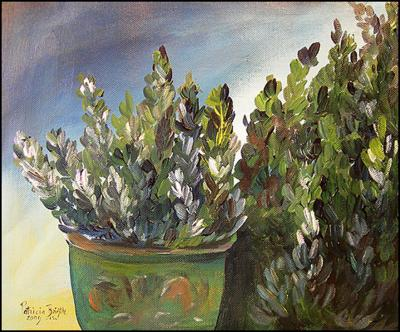 Verdure Abondante by Patricia Brintle
