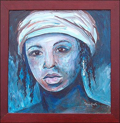 Sonya by Patricia Brintle