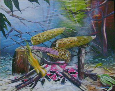 Corn by Louis Georges