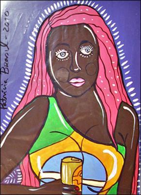 Thirsty by Patricia Brasil