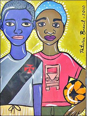 Soccer Buddies by Patricia Brasil