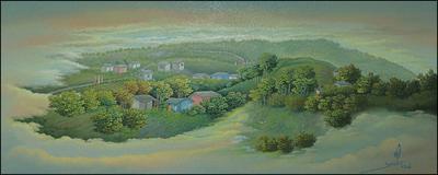 The Village by Jean Louis Senatus