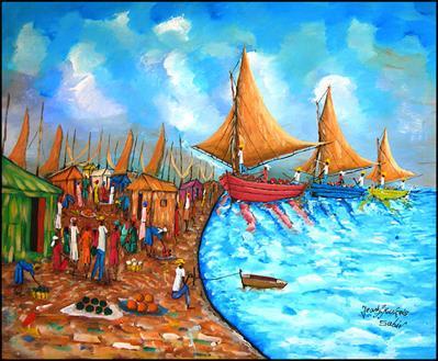 Marine et Marche by Jean Francois Sabin