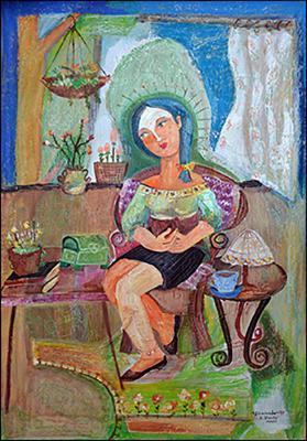 Iluminada by Sandra Dooley