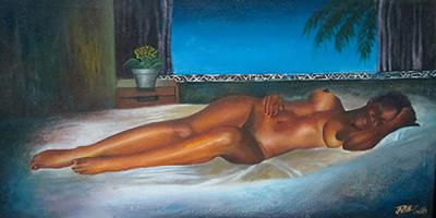Resting by James Jason