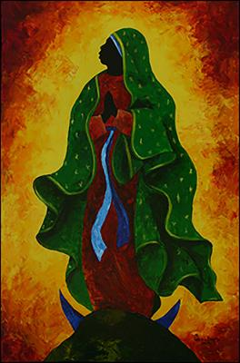 Our Lady of Guadalupe - Our Hope by Patricia Brintle