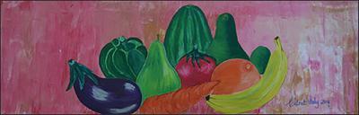 les Fruits et Legumes  by Lesly Cetout