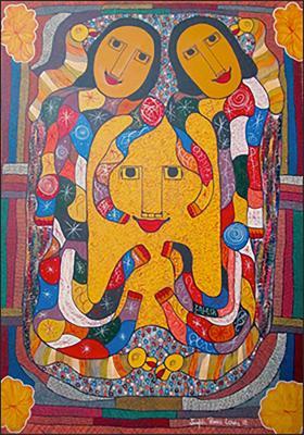 Spirits 2 by Pierre Louis Jesper