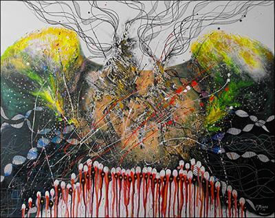 Gestation 1 by Jorge Tejeda