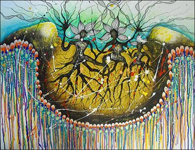 Gestation 2 by Jorge Tejeda