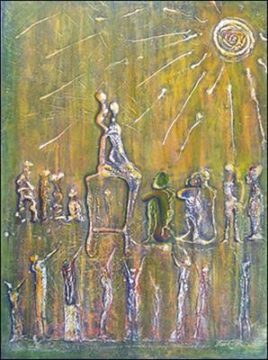 Allegiance by Mario Calixte