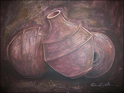 Terrines 2 by Mario Calixte