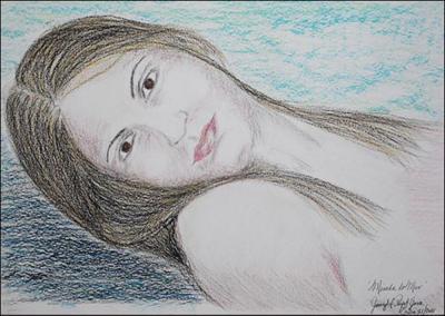 Mirada de Mar by Jenizbel Pujol Jova