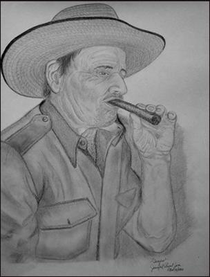 Guajiro  by Jenizbel Pujol Jova