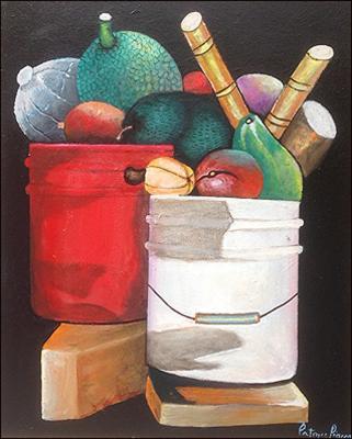 Harvest 1 by Patrice Piard