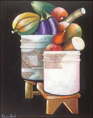 Harvest 2 by Patrice Piard
