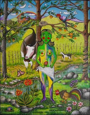 Me Pinto de Colores by Jorge Tejeda