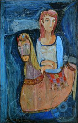 Mimi by Sandra Dooley