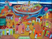 The Dock by Alexandre Gregoire
