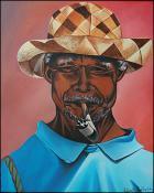 Le Grand Fumeur et sa Pipe by Lesly Cetout