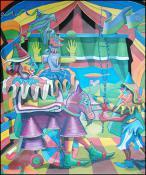 Globalcircus 1 by Jorge Pereira de Melo