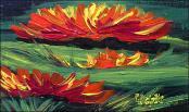 Lotus Sonnet by Patricia Brintle