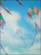 Kites in the Clouds by Jean Pierre Theard