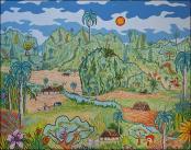 Vinales Valley, Cuba by Isidoro  Tejeda