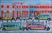 Deport Port-au Prince -  a Carrefour  by Gervais Emmanuel Ducasse