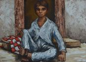 The Boy by  Primitivo