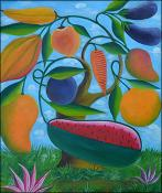 Fruit Tree by Serge Pierre