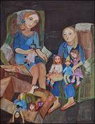 Mujercita by Sandra Dooley