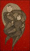 Maternite by Levoy Exil